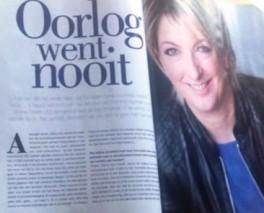 Tineke Ceelen, interview in Lof Magazine