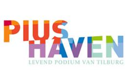 Logo Piushaven Levend podium