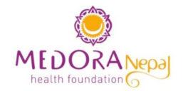 logo Medora Nepal